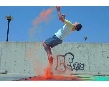 Sport in Zeitlupe: Aufnahmen von der Phantom Flex