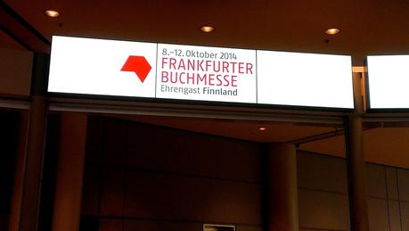 [Travel] Frankfurter Buchmesse, Booktuber treffen & shopping | #fbm14