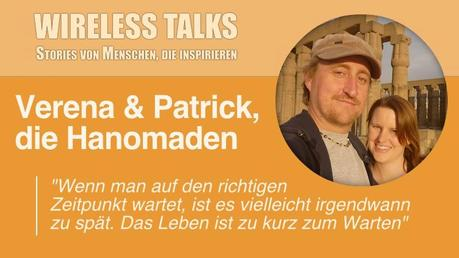 Wireless Talk mit Verena & Patrick