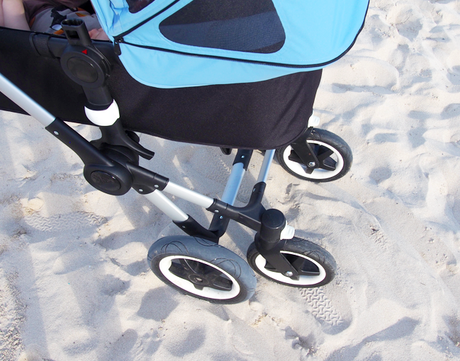 TRAVEL & BABY // DER BUGABOO BUFFALO IM REISE-TEST!