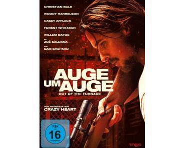 "Filmkritik ""Auge um Auge"" (DVD)"