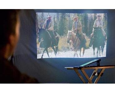 Lenovo Yoga Tablet 2 Pro: Das erste Tablet mit integriertem Beamer