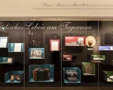 Kultur am Abgrund. Jüdisches Leben am Tegernsee 1900-1933 Eine Ausstellung der Monacensia im Studienraum des Jüdischen Museums München
