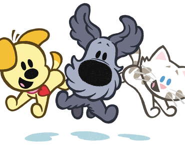 Neue Kindersendung: Wusel und Pip - GEWINNSPIEL