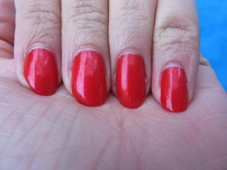 [NotD] Max Factor Gel Shine Lacquer - 25 Patent Poppy