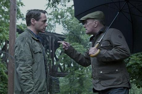 Robert Downey Jr. und Robert Duvall in