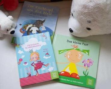 Kinderbücher vom Bobo Verlag