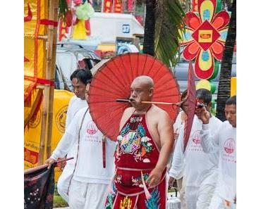 Impressionen vom Phuket Vegetarian Festival