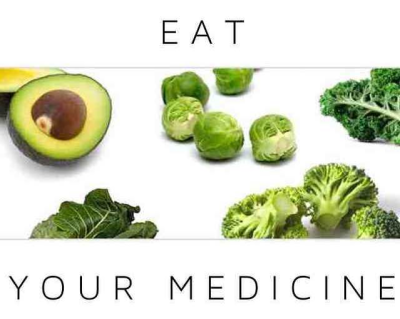 Eat your medicine