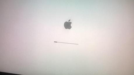 New boot loading screen Yosemite