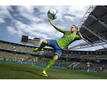 FIFA 15: Update behebt Fehler auf der PS4
