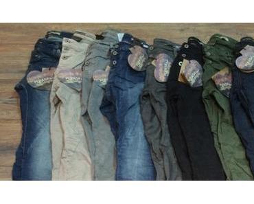 Die bunte Welt der Please Jeans P78