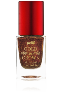 p2 Limited Edition – Gold and Crown