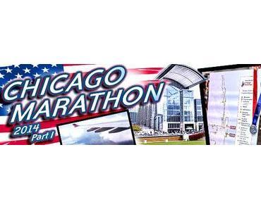 Chicago Marathon 2014 – Teil I: Anreise & Marathon Messe