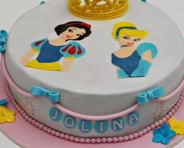 Disney Prinzessinnen Torte
