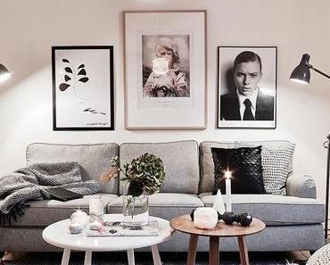 Interior Inspiration: Cosy Couch Corner