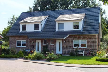 Das Doppelhaus Viel Wohntraum Auf Kleinem Grundstück