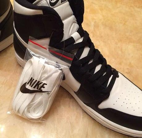 "Air Jordan 1 Retro High OG ""White/Black"""