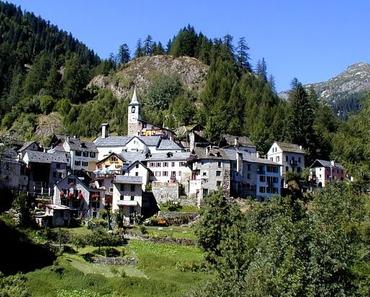 Die Alta Valle Maggia – ein besonderer Höhenweg