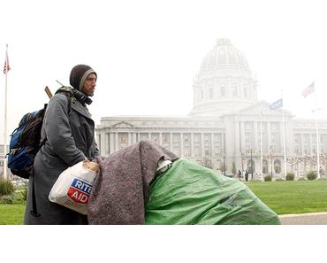 """San Francisco oder Armut im Paradies - die Kehrseite der """"Medaille"""". Obdachlose """"en Mass"""" !"""