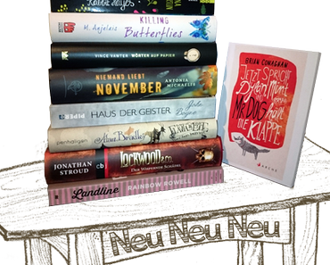 ¡Neue Bücher!: Ich wusste doch, der Herbst wird schön