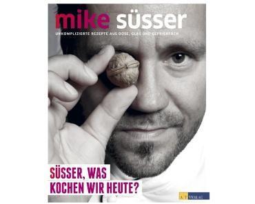 Gelesen: »Süsser, was kochen wir heute?: Unkomplizierte Rezepte aus Dose, Glas und Gefrierfach« von Mike Süsser
