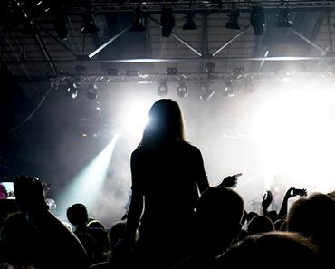 MUSIC | Berlin Festival 2014 & Woodkid König der Crowd