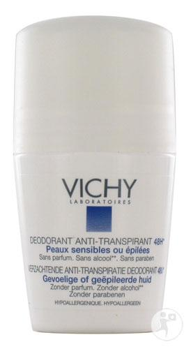 Review - Vichy Roll On Anti-Transpirant 48h Deo