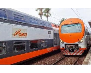 Marokko: Süssgebäck und Eisenbahn
