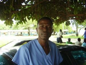 Soka Moses – Ebola Arzt in Liberia