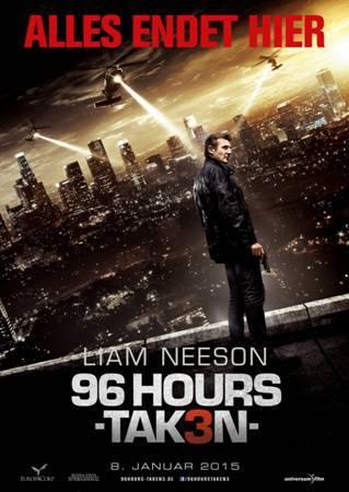Trailer - 96 Hours -  Taken 3