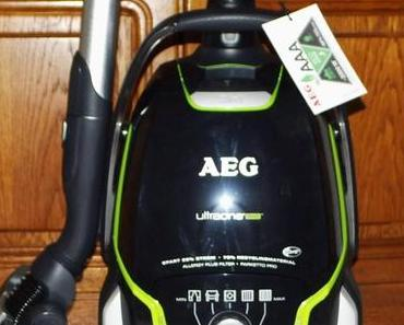 AEG Ultra Silencer ÖKO Staubsauger im Test