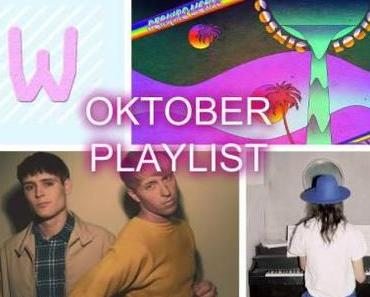 Die Wavebuzz Playlist zum Oktober:  mit Peaking Lights, Warm Graves, The Drums, Electric Youth, TV On The Radio, Foxygen, Kraftklub und mehr