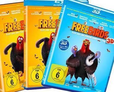 Neuerscheinungen auf BluRay Disk - Freebirds - esst uns an einem anderen Tag