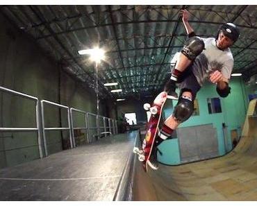 Skateboarding: Mit 46 Jahren hat es Tony Hawk immer noch drauf