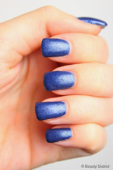 Misslyn Denim Look Nail Polish