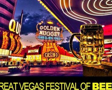 Großes Bier-Festival in Vegas