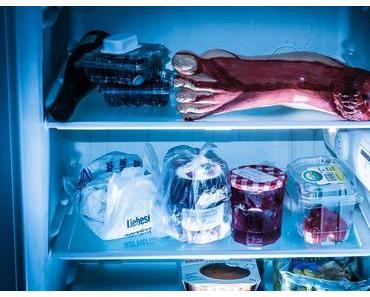 Tag des verfluchten Kühlschranks – der amerikanische Haunted Refrigerator Day