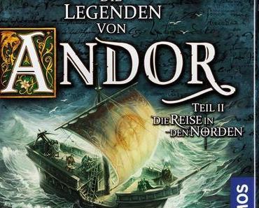 Kosmos Vorschau - Die Legenden von Andor - Die Reise in den Norden