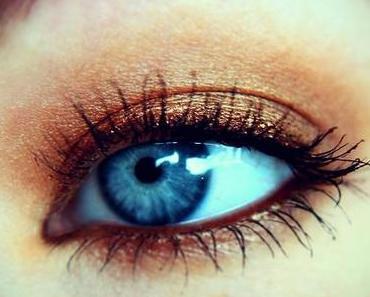 Tipps und Tricks: Blaue Augen betonen