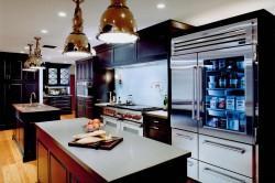 k hlschrank mit nasa technologie von sub zero wolf. Black Bedroom Furniture Sets. Home Design Ideas
