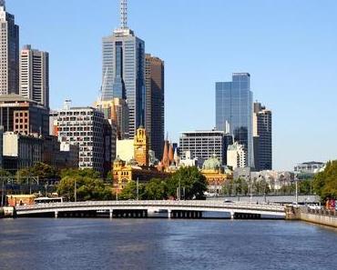 Melbourne – die beste Stadt in Australien