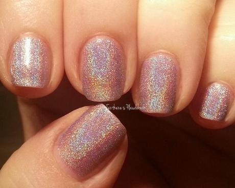 Hologramm Nagellack by Cosi Nails - Cold Glace