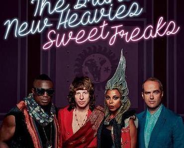 The Brand New Heavies veröffentlichen ihr 10. Album 'Sweet Freaks' und covern Peter Gabriel