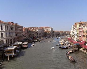 Sehnsuchtsorte: Venedig