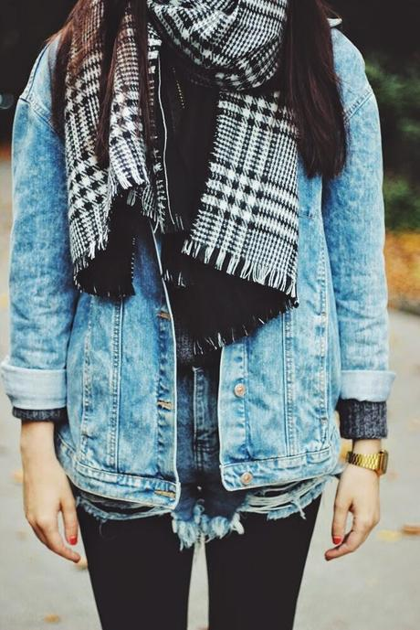 OOTD: Denim on Denim