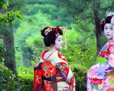 Bild des Tages: Geishas in Kyoto