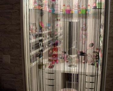 MEINE SCHMINK-AUFBEWAHRUNG (und Sammlung) Beauty storage