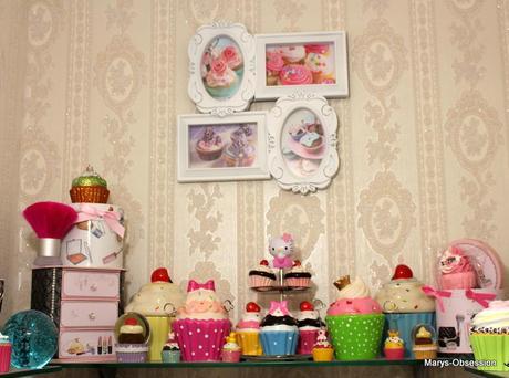 meine schmink aufbewahrung und sammlung beauty storage. Black Bedroom Furniture Sets. Home Design Ideas