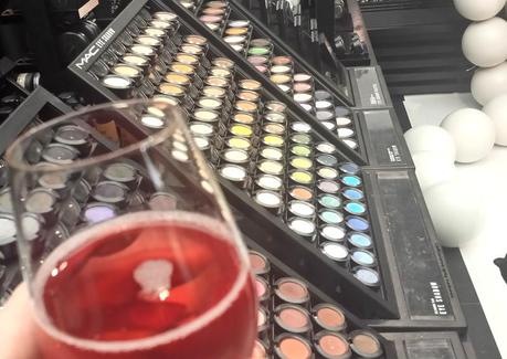 MAC Heirloom Mix Holiday Collection - Preview Party Düsseldorf